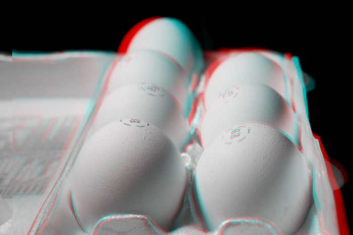 Carton of eggs. ©2014 Max Gersh