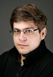 Max Gersh Portrait