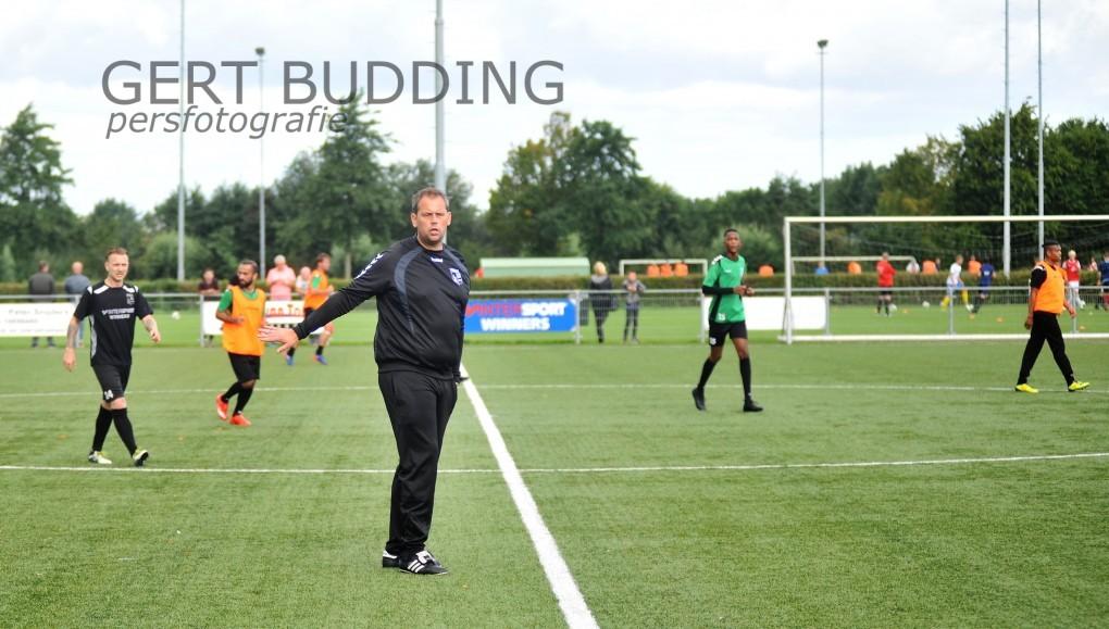 WAVV trainer Ronald Lieftink heeft elftal in zijn hoofd