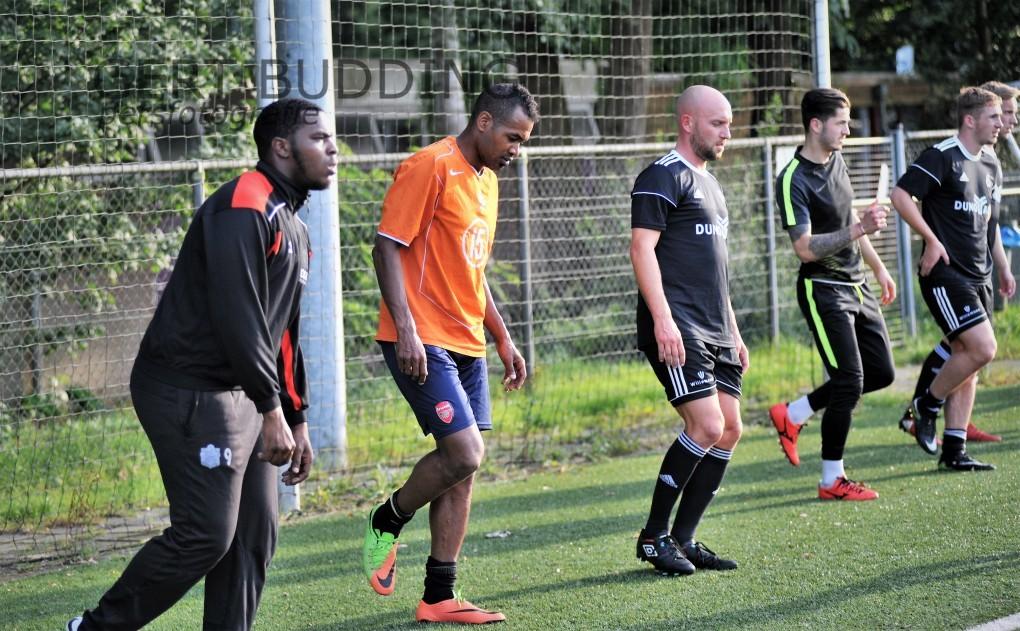 Ex-Feyenoorder Civard Sprockel bij eerste klasser Duno
