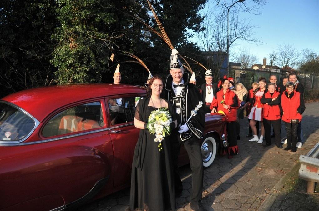 Renkumse Ed en Chantal prins en prinses Arnhemse Molshopen