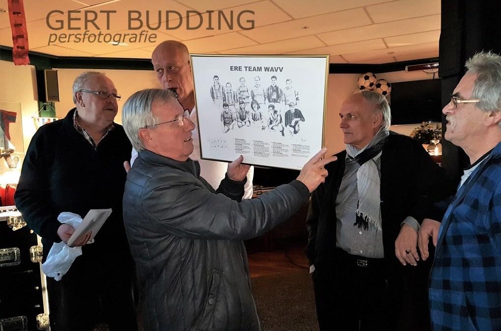 Henk Janssen portretteert markante oud WAVV spelers