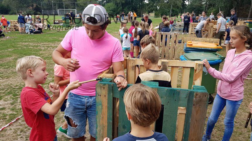 Kinderdorp Renkum opnieuw groot succes