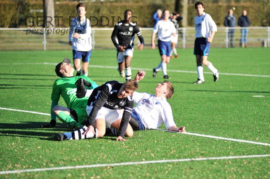SML staat op zevende plaats na winst op FC Trias