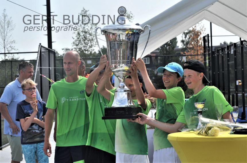 Nederlands en Gelders kampioenschap Padel in Renkum