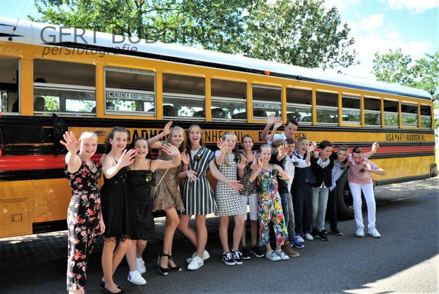 Bijna 100 keer eindfeest Don Boscoschool Renkum