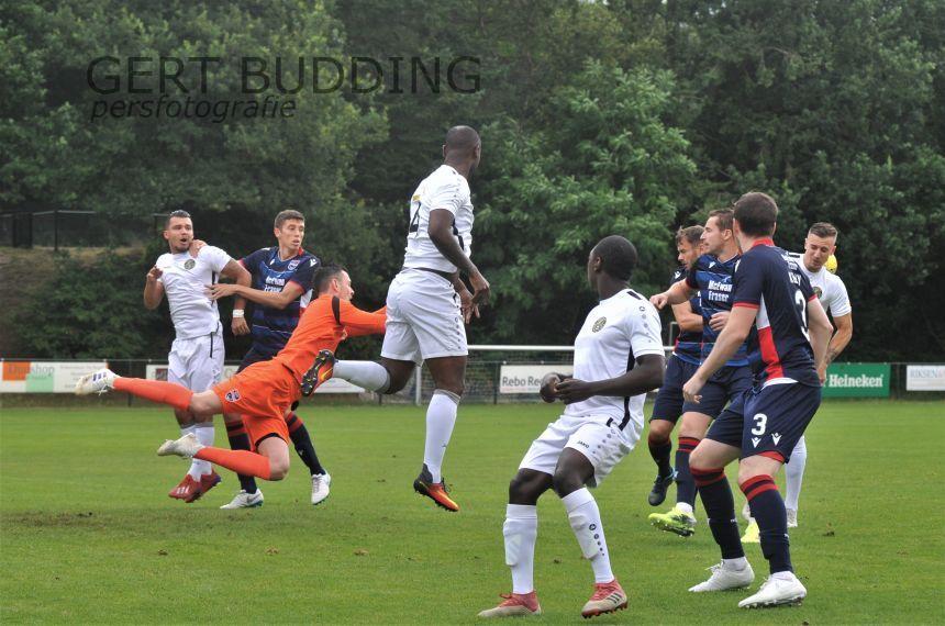 Global Football Academy oefent tegen Ross County