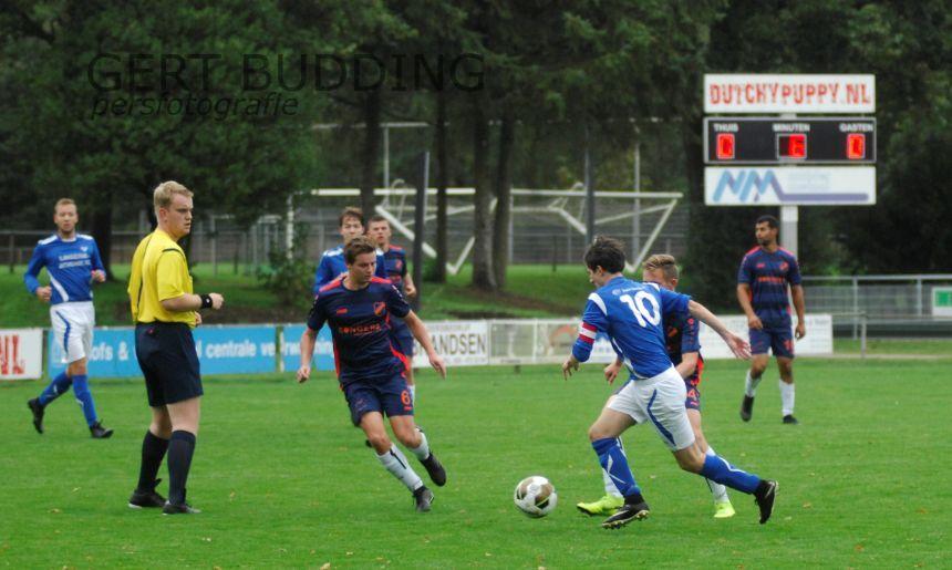 RVW wint doelpuntrijke derby van CHRC: 4-3.