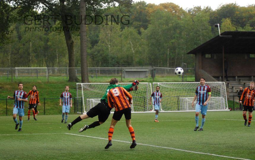 OVC' 85 verliest titanengevecht van FC Zutphen
