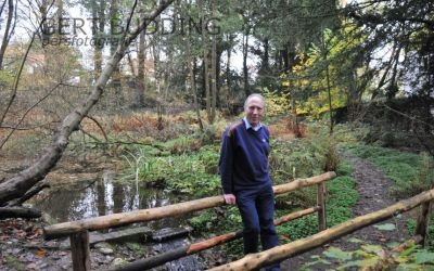 Oosterbeker Joop van Zoelen schrijft boek 'Bestemming Oosterbeek'