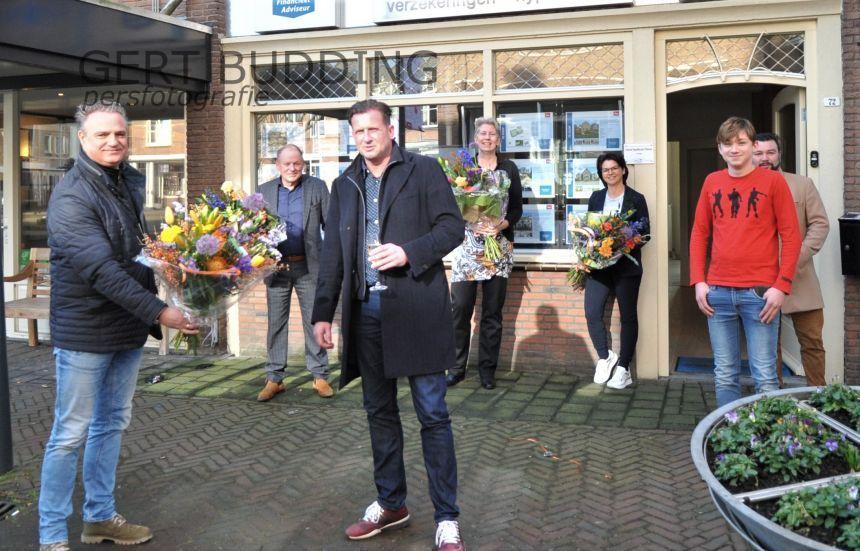 Bongers Hypotheken en Verzekeringen 40 jaar in Renkum