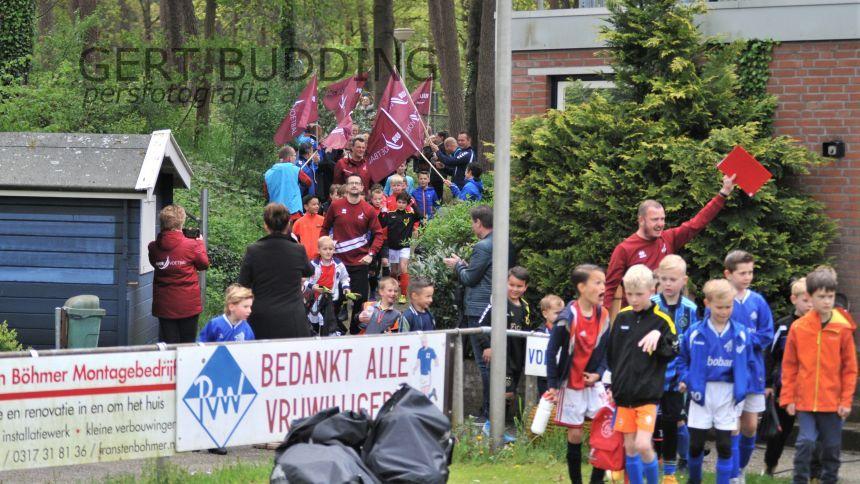 Puur Voetbal verzorgt bij RVW speelparadijs voor jeugd
