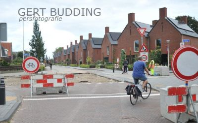 Kruising Hogenkampseweg, Nieuwe Keijenbergseweg Renkum wordt heringericht