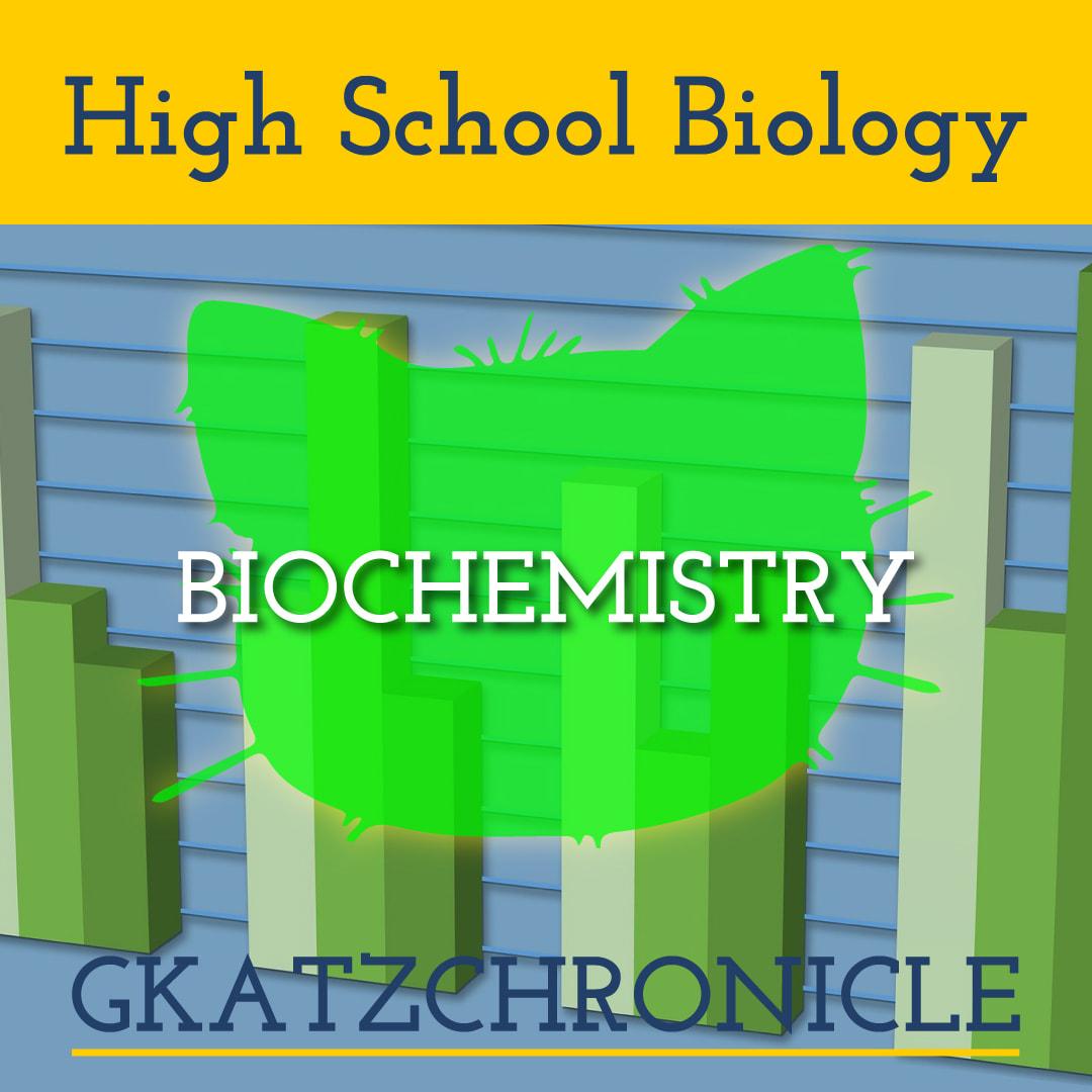 Biochemistry Interpreting Graphs Regents Review Practice