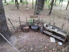 Vaikų miško namelis