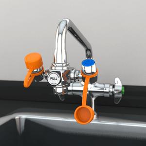 faucet mounted eyewashes g1100