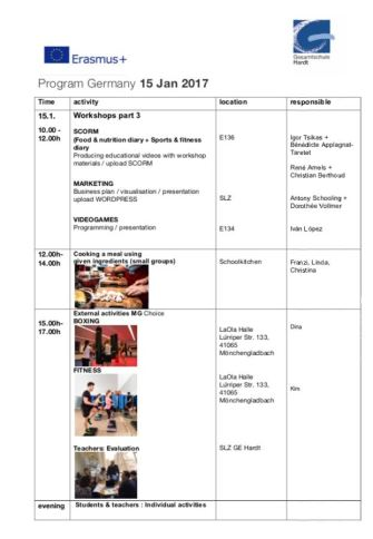 Programm 15.1.17