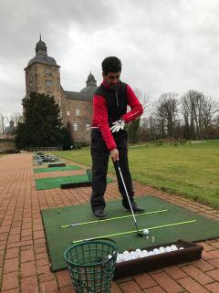 Golfen Schloss Myllendonk