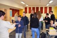 Gesamtschule KW_Eine kleine vorweihnachtliche Überraschung..._Dezember 2017_4