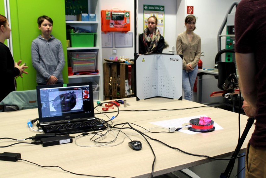 Gesamtschule Königs Wusterhausen_Ausflug in das VINN Lab der TH Wildau_Januar 2018_12