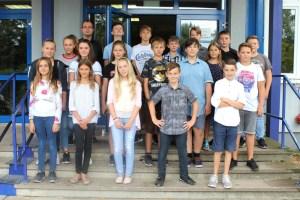 Gesamtschule Königs Wusterhausen_Feierliche Einschulung Schuljahr 2018-19_Klasse 7_2