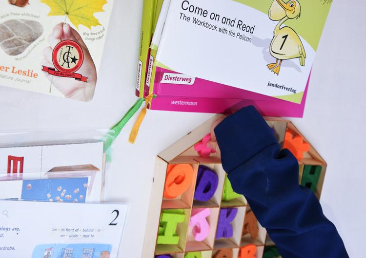 Montessori Grundschule_Englisch