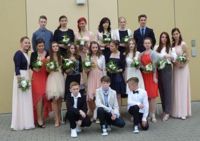 Gesamtschule Petershagen_Jugendweihe 2016_Klasse 8a