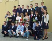 Gesamtschule Petershagen_Jugendweihe 2016_Klasse 8b