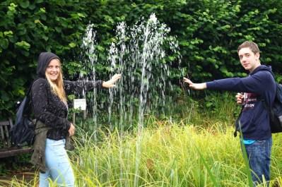 GSP_Sommerreise Hastings 2016_Water Maze