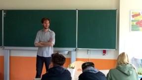 Gesamtschule Petershagen_Meet US_Amerikanischer Besuch an unserer Schule_2017_1