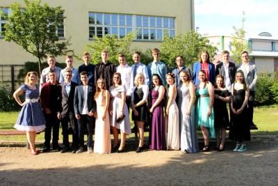 Gesamtschule Petershagen_Abschlussklasse 10c_SJ 2016-17