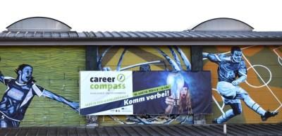 Gesamtschule Petershagen_Career Compass 2019_Messe in der Giebelseehalle