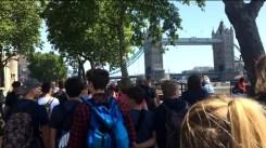 Gesamtschule Petershagen_Summer in Britain_Sightseeing in London_Juni 2019