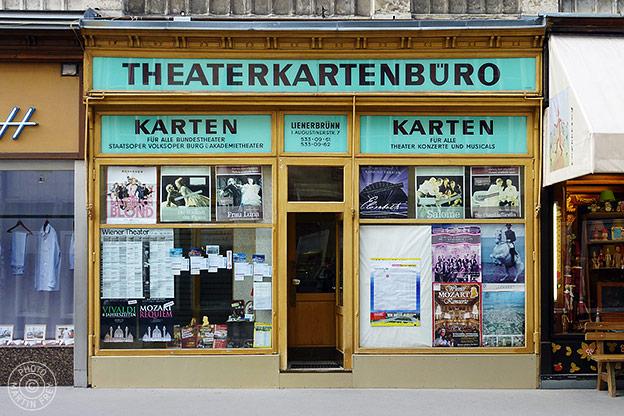 Theaterkartenbüro Lienerbrünn: 1010 Wien