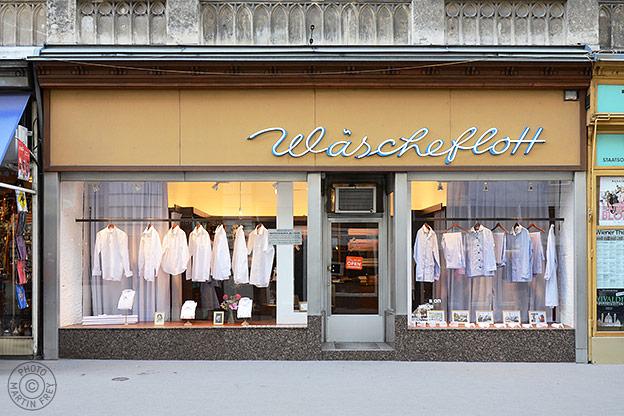 Wäscheflott: 1010 Wien