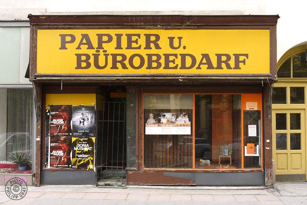 Papier u. Bürobedarf: 1020 Wien