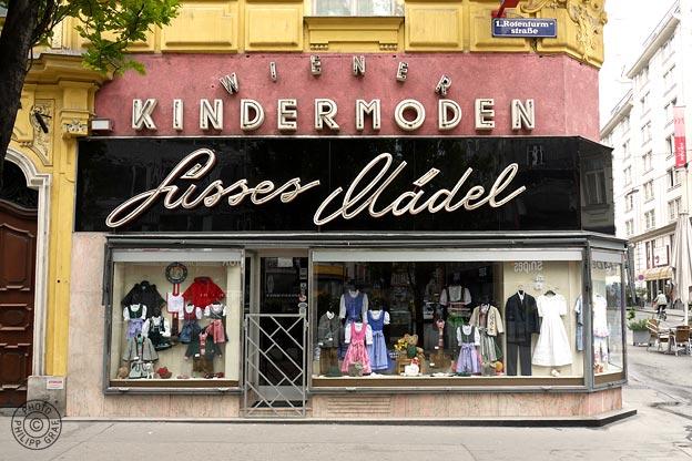 Wiener Kindermoden Süsses Mädel: 1010 Wien