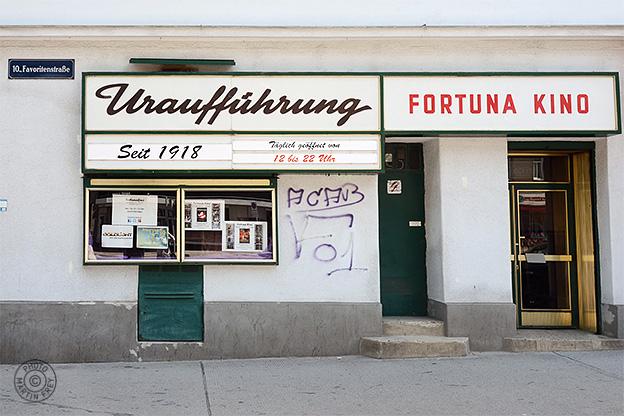 Fortuna Kino: 1100 Wien