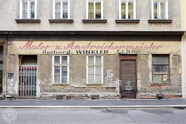 Maler- und Anstreichermeister Gerhard Winkler: 1020 Wien
