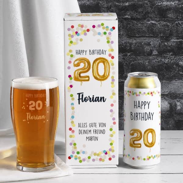 Geburtstags Geschenk Bier Im 8er Geschenkkarton Teil 2