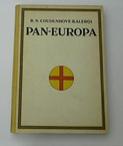 """Das Buch                     von Kalergi """"Pan-Europa"""" - der Plan zur                     Zerstörung der Nationen und der weissen Rasse in                     Europa, damit eine jüdisch-zionistische                     Weltregierung regieren kann"""