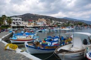 der Hafen von Sitia