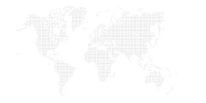 Geschwandtner GmbH Logo Weltkarte Punkte Maps Dots Backround Hintergrund Relocation Vienna