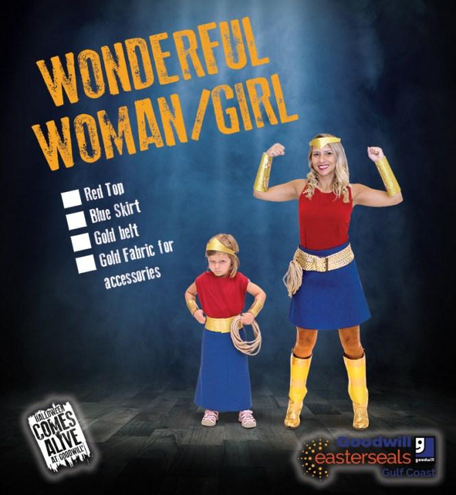 Wonderful Woman Costume