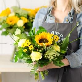 Geslaagd bloemen 4