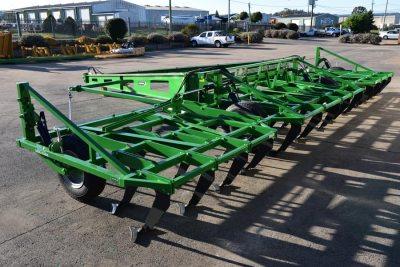 Agricultural Chisel Plough