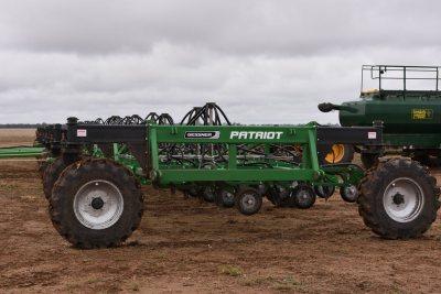 Planter ag machinery
