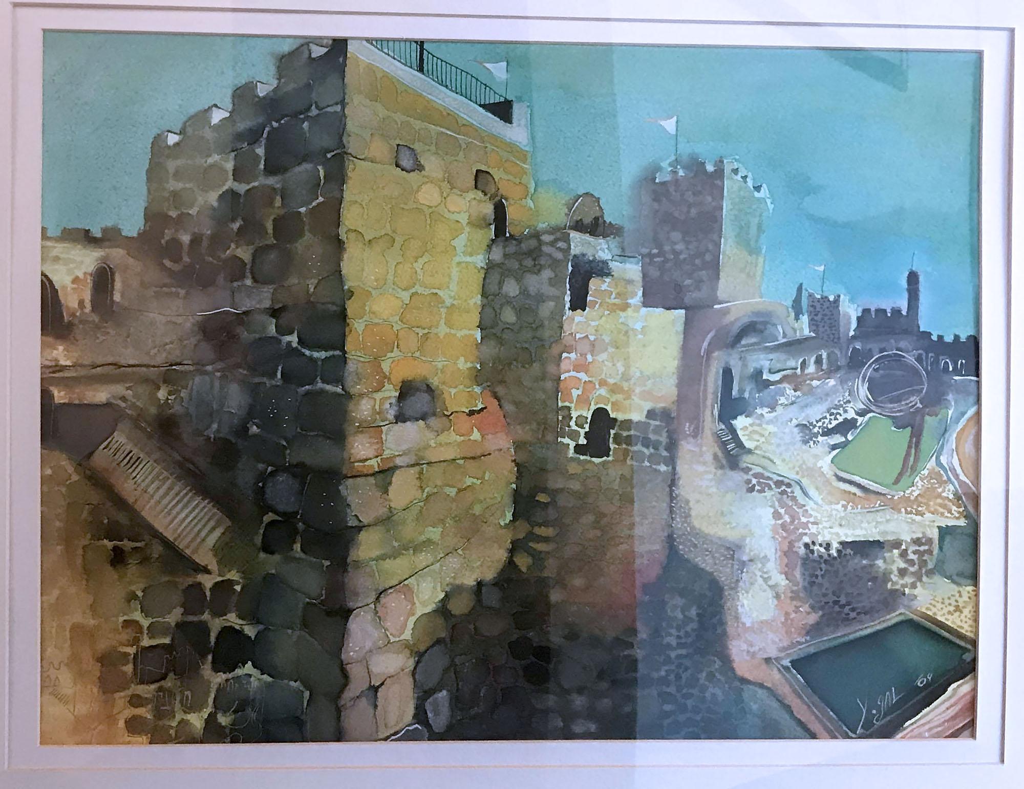 City of David - Jerusalem (Yuram Gal)
