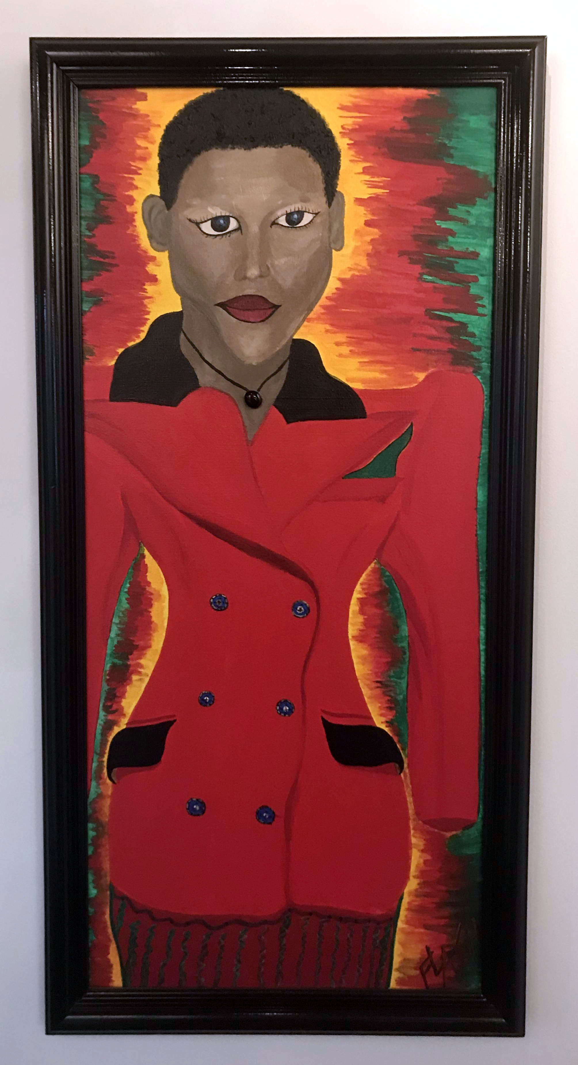 Woman of Color (Jonathan Ferrara)