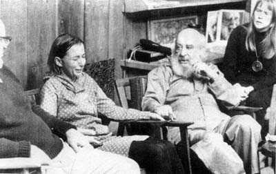 Última etapa de la vida de Fritz Perls
